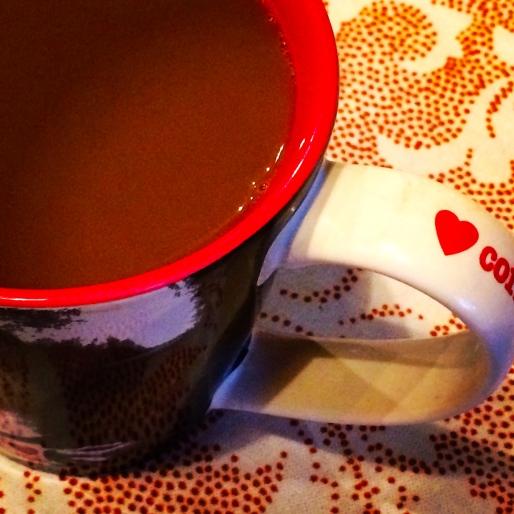 1. happy coffee