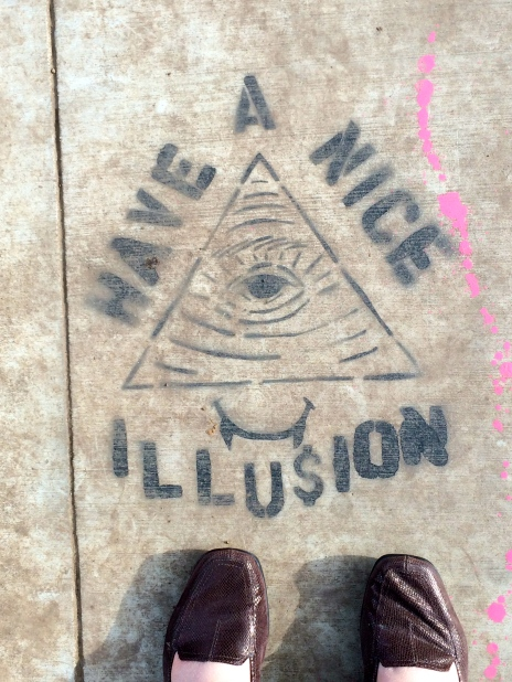 have a nice illusion